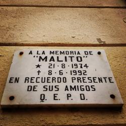 """¿Alguien sabe quién fue """"Malito""""?"""