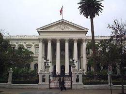 sede del antiguo Congreso de Chile