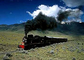 el viejo expreso patagónico