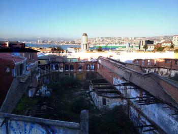 Cerro Santo Domingo y sus sendas invitan a caminar