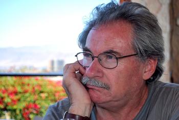 Ignacio Agüero estuvo el jueves pasado en Valparaíso presentando su último documental