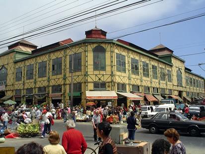 El Mercado Cardonal fue inaugurado en 1912