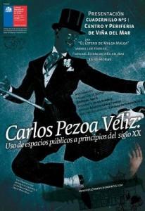 Afiche del cuadernillo 5: Centro y periferia de Viña del Mar