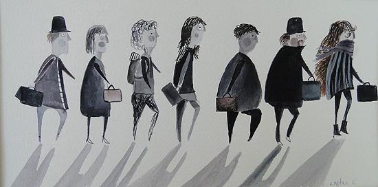 Ilustración de Bettiana Castro
