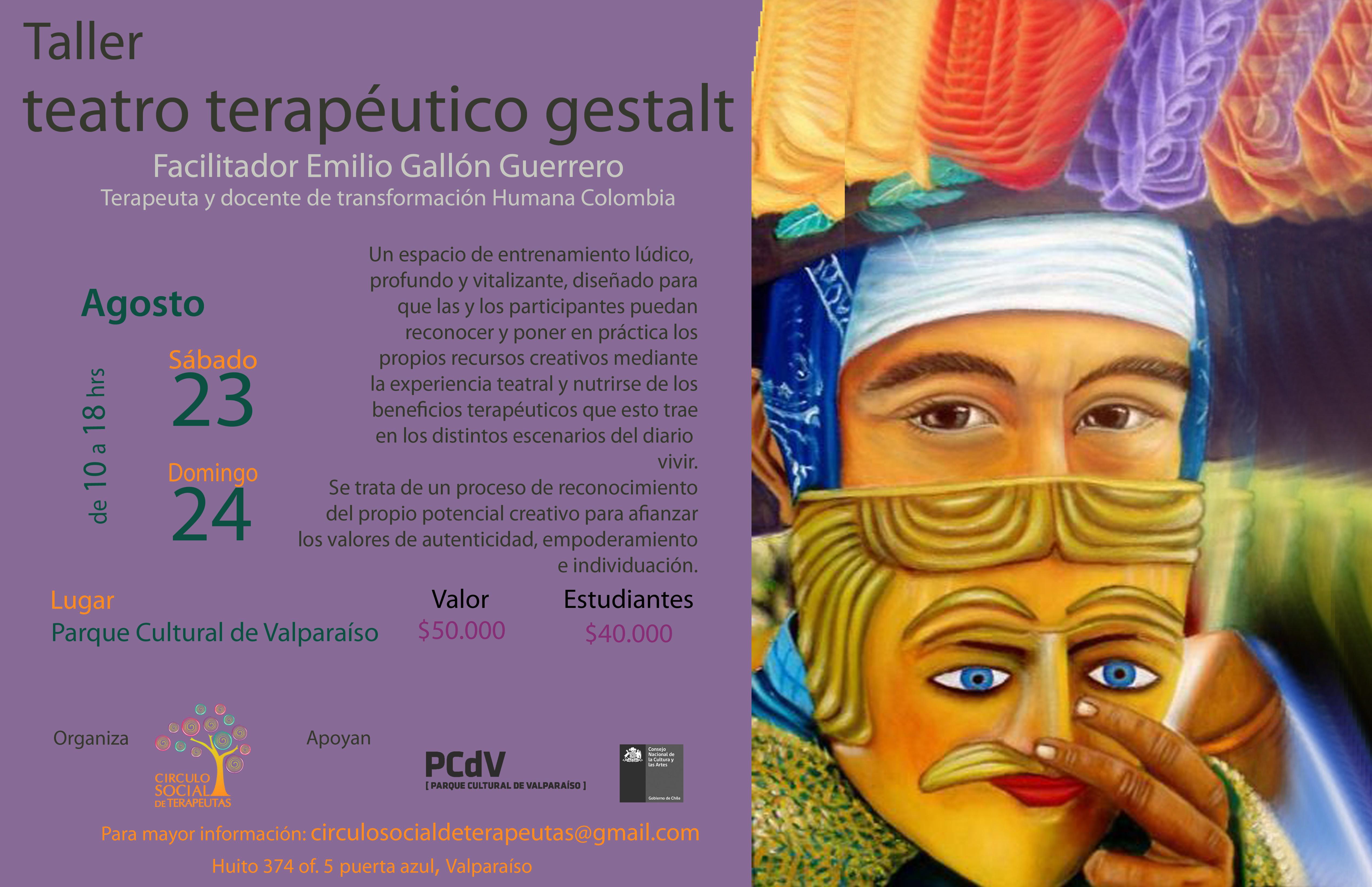 Taller Teatro Teparpéutico Gestalt (1)