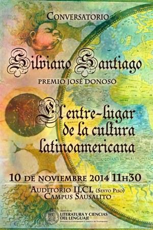 Afiche-Silviano-Santiago