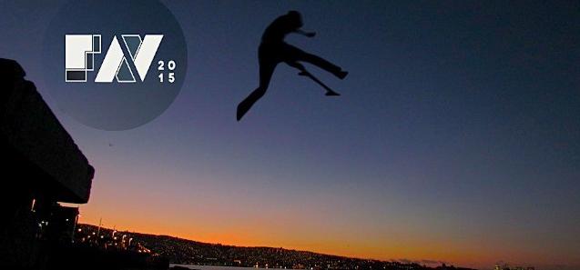 Skate Vida en FAV 2015 - Encuentro de la cultura skate