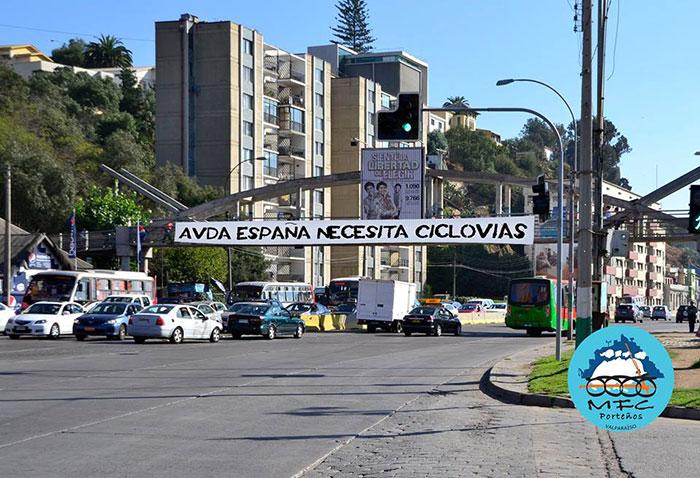 ciclovías-avenida-españa