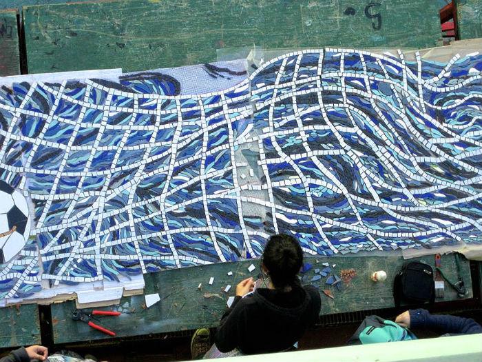 mosaico - valparaíso
