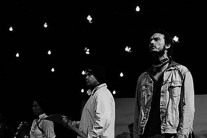 """""""Pueblo del mal amor"""" de Teatro La Peste realiza gira por la región"""