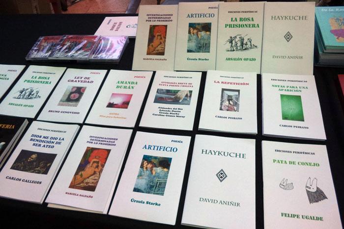 1ª Feria del Libro Independiente de Villa Alemana