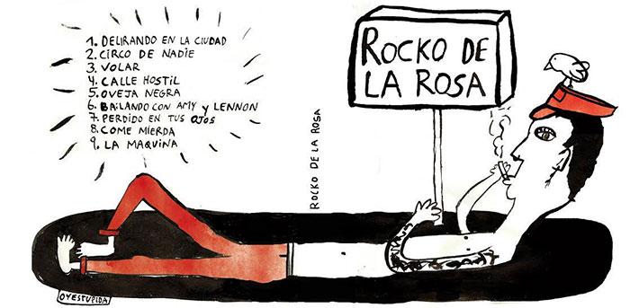 Rocko de la Rosa abre ciclo de conciertos en Biblioteca Severín