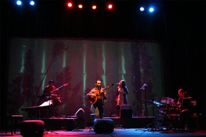 Banda maulina Kaluhaya presenta su disco homónimo