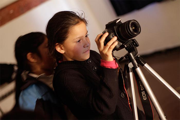 Festival Ojo de Pescado ofrece talleres para aprender y crear a través de las imágenes