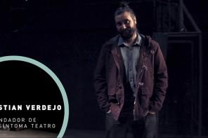 """Christian Verdejo, cofundador de Sala Síntoma Teatro: """"No hay público para el teatro en Valparaíso"""""""