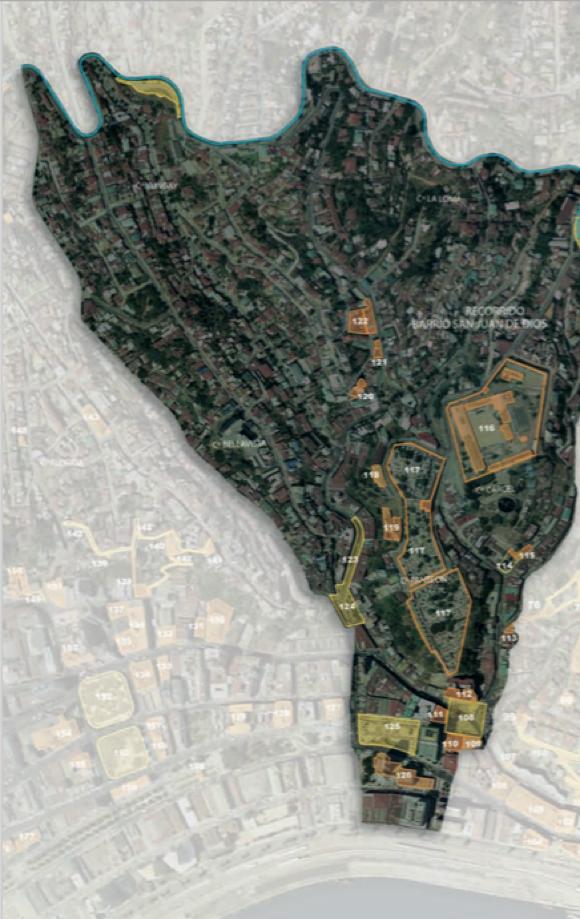 Barrio San Juan de Dios, Guía de Arquitectura de Valparaíso