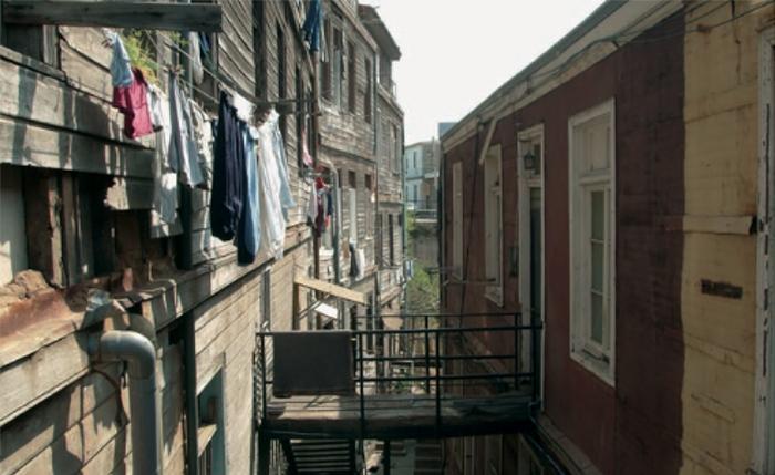 Conjunto Montgolfier, Guía de Arquitectura de Valparaíso