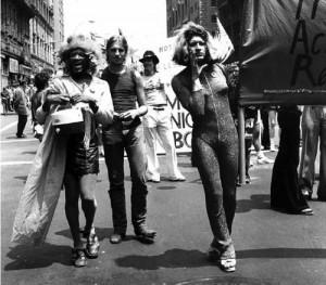 Dragqueens en las revueltas de Stonewall de 1969