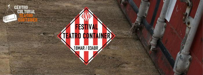 V Festival Teatro Container
