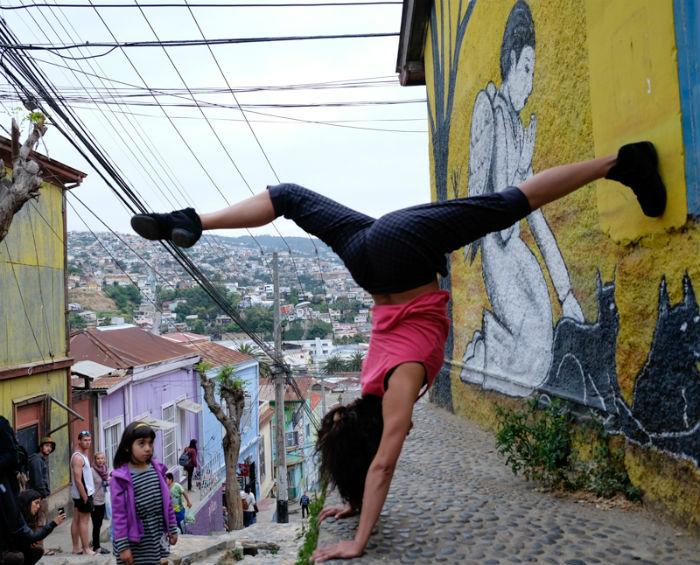 Semana Educación Artística: Escenalborde se une con intervenciones y mediaciones en Región de Valparaíso