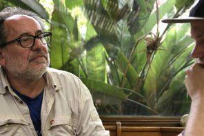"""Andrés Lübbert, cineasta: """"Tenemos derecho a preguntarles a nuestros padres qué pasó"""""""