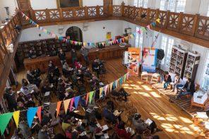 En Valparaíso realizan encuentro sobre cooperativas de cultura