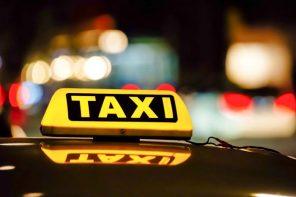 En taxi por Managua