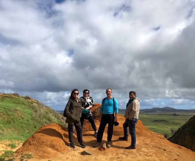 """""""Mana"""": una investigación escénica/antropológica en el corazón de Rapa Nui"""