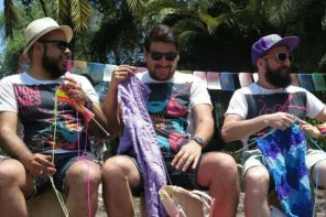 """Ricardo Higuera de Hombres Tejedores: """"La masculinidad tradicional es castradora"""""""