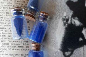 Crónica sobre un hallazgo azul ultramarino