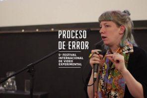 Videoentrevista: Rosa Menkman y el arte del error