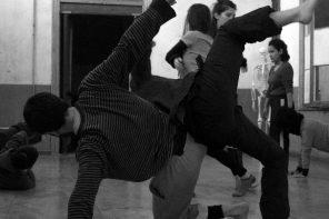 La danza contacto se toma Valparaíso durante el Encuentro En Práctica