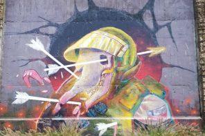 Muralismo porteño en resistencia