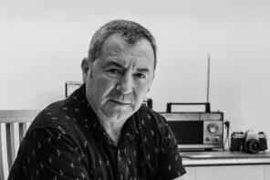 """Marcelo Simonetti, escritor: """"Valparaíso en sí mismo es un territorio literario"""""""