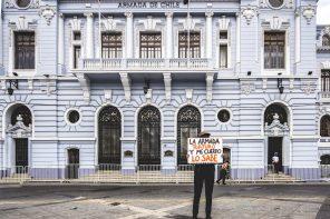 """Niza Solari: """"La Armada torturó y mi cuerpo lo sabe"""""""